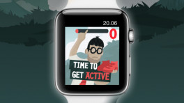 Apple Watch: Gamification sorgt für Bewegung