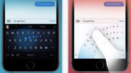 Word-Flow-Keyboard iPhone