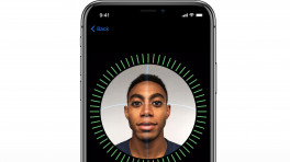 Face ID am iPhone X