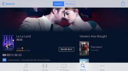 Apple startet Verkauf von 4K-Filmen