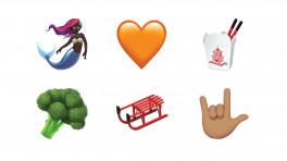 Emoji in iOS 11.1