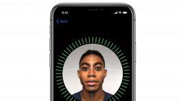 Face ID beim iPhone X: Apples Fokus liegt auf Einzelnutzer