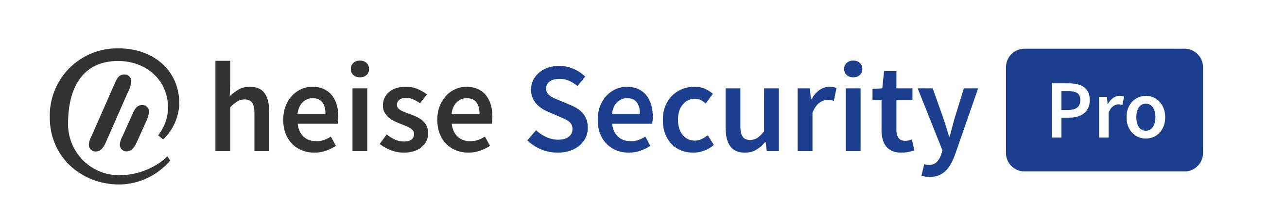 Das Logo von heise Security