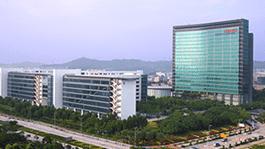 Hauptquartier von Huawei in Shenzhen