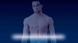 Der Körper – komplett vermessen