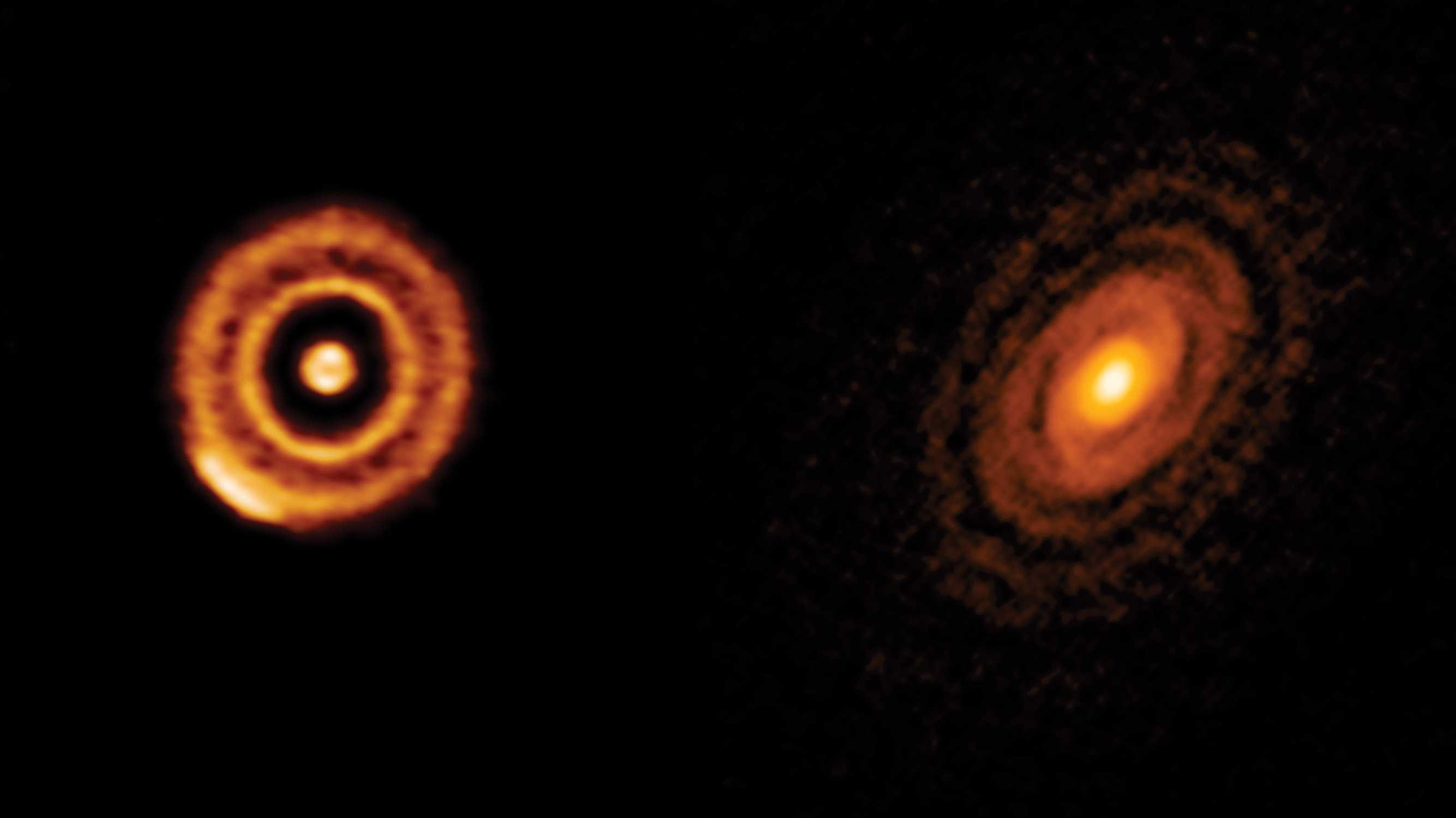 Protoplanetare Scheiben im Detail: Planeten entstehen schneller als gedacht