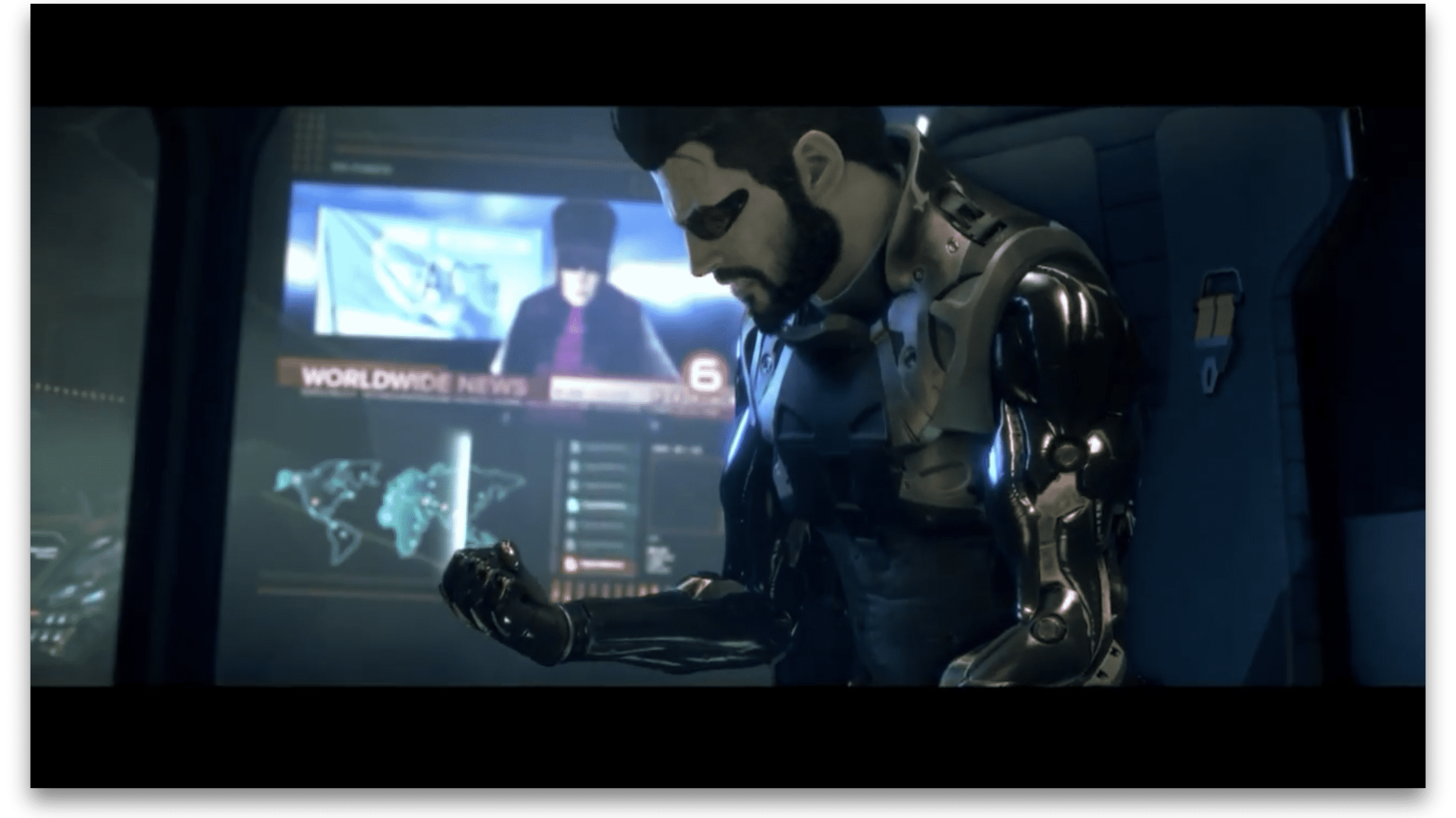 E3: Deus Ex: Mankind Divided