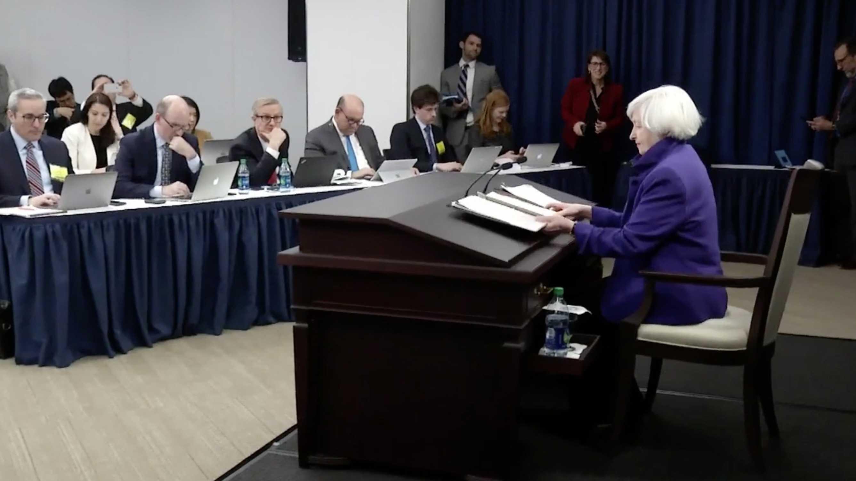 """US-Notenbankchefin Yellen warnt vor Bitcoin: """"hoch spekulativ"""""""
