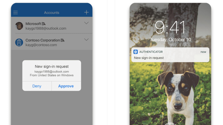 Microsoft Authenticator: iOS-App erhält Backup-Funktion