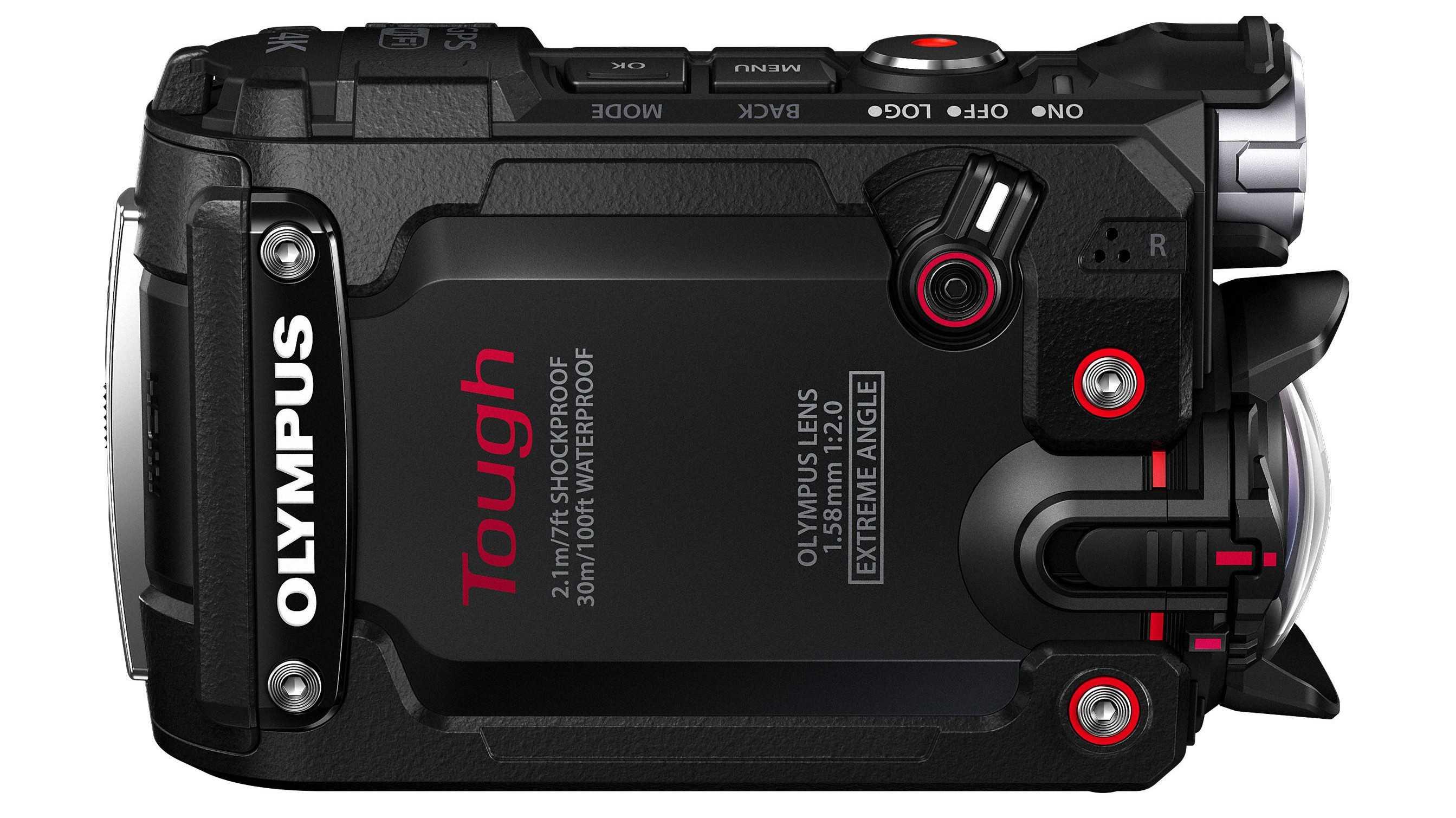 Olympus bringt neue Action-Cam TG-Tracker