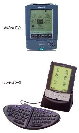 daVinci DV4 und DV8