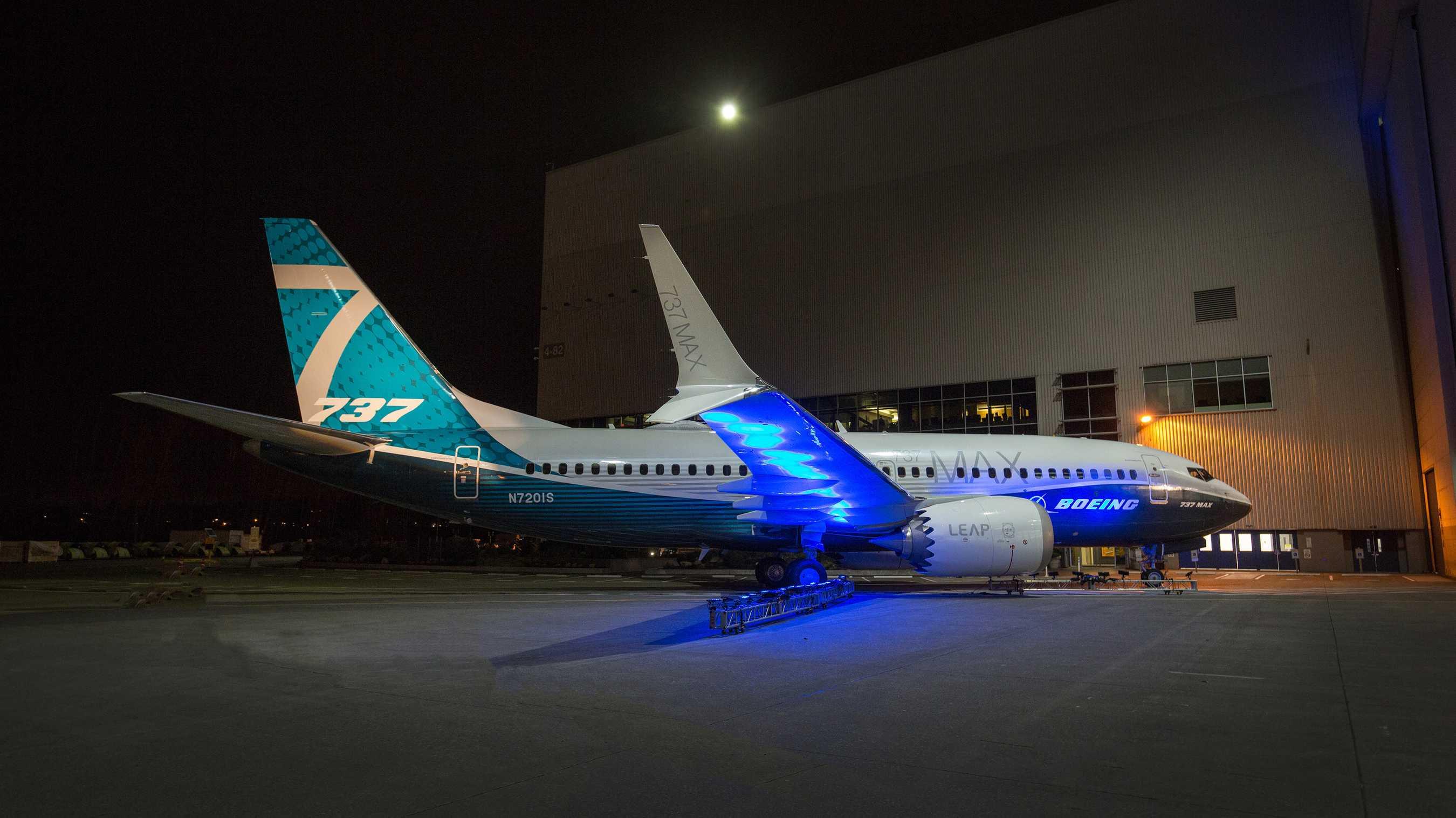 737-Max-Debakel belastet Boeing-Bilanz mit 4,9 Milliarden Dollar