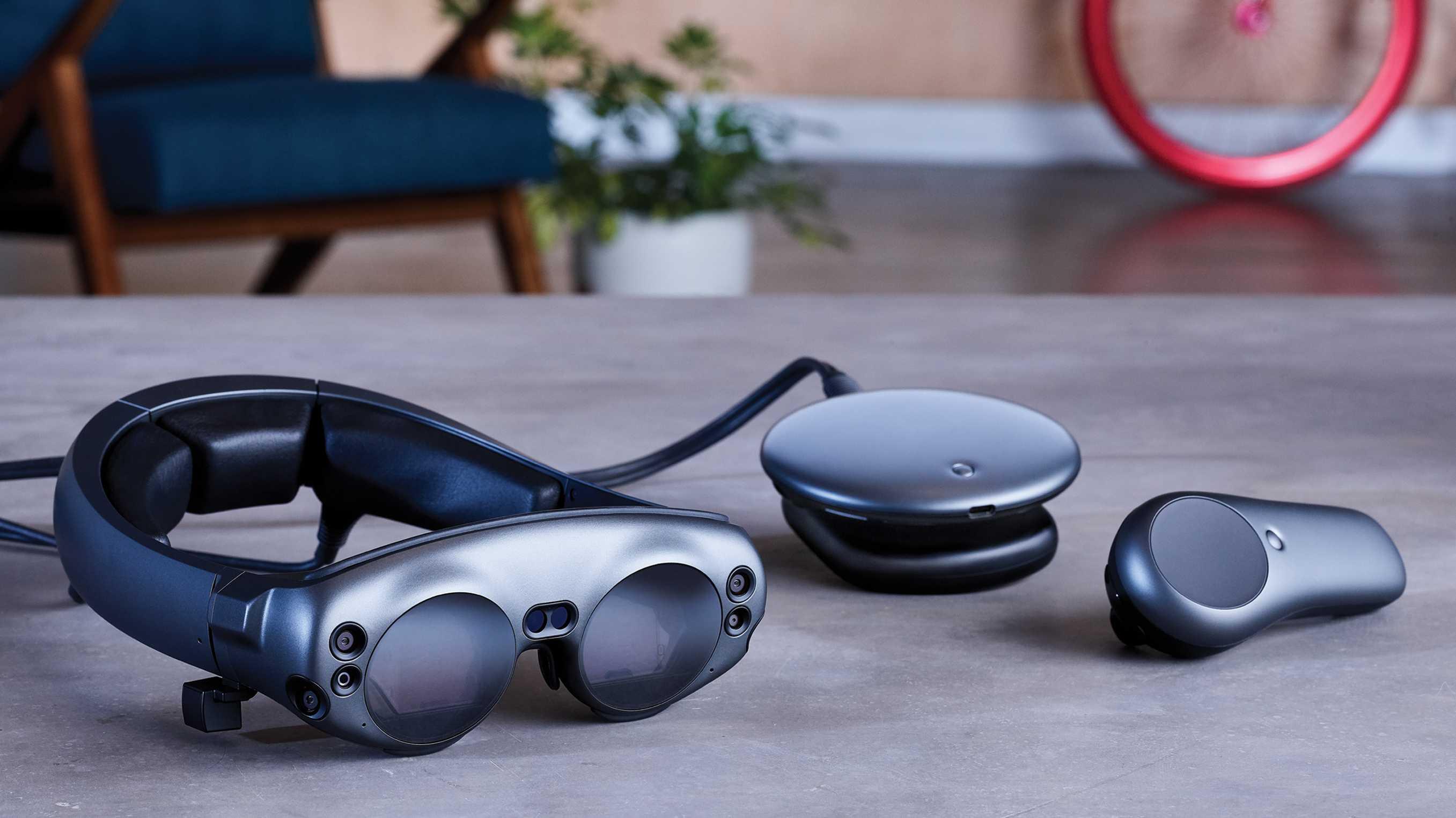 Sennheiser entwickelt räumliches Audiosystem für Magic Leap