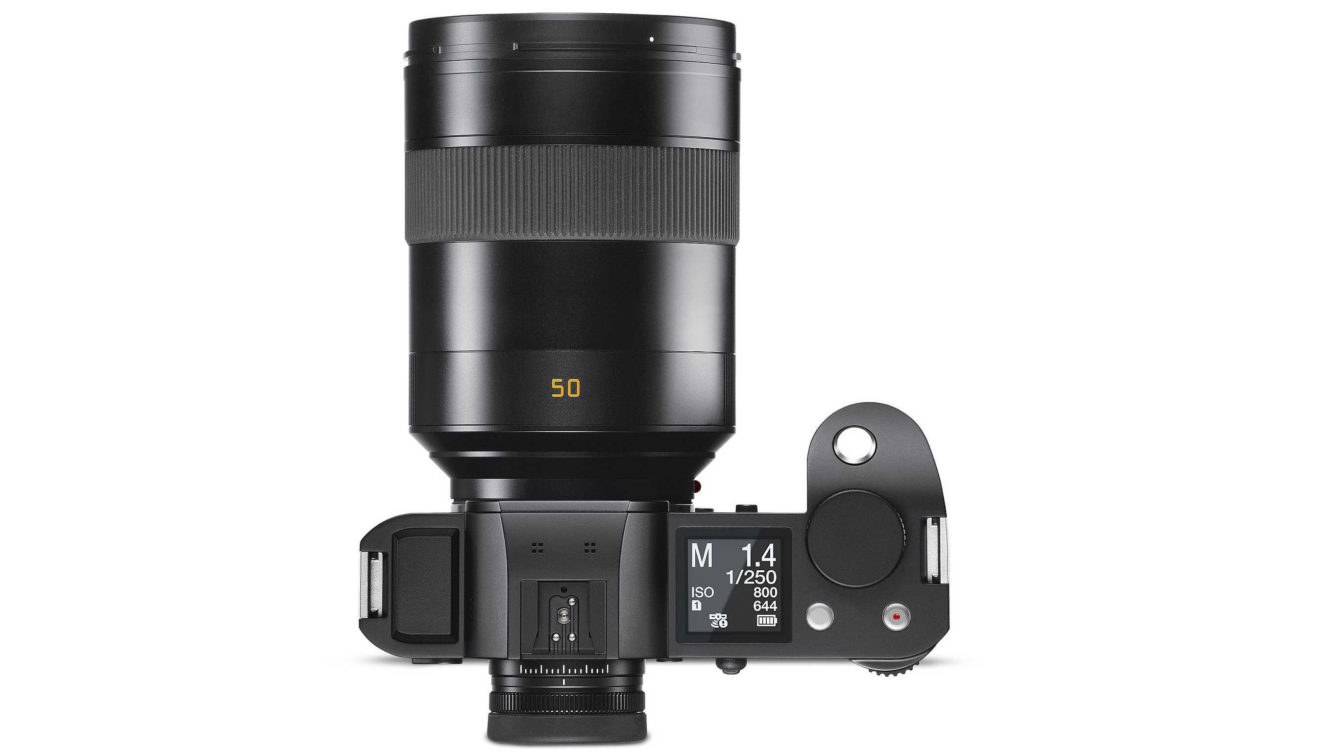 Erste Festbrennweite für Leica SL: Leica Summilux-SL 1:1,4/50 mm ASPH.