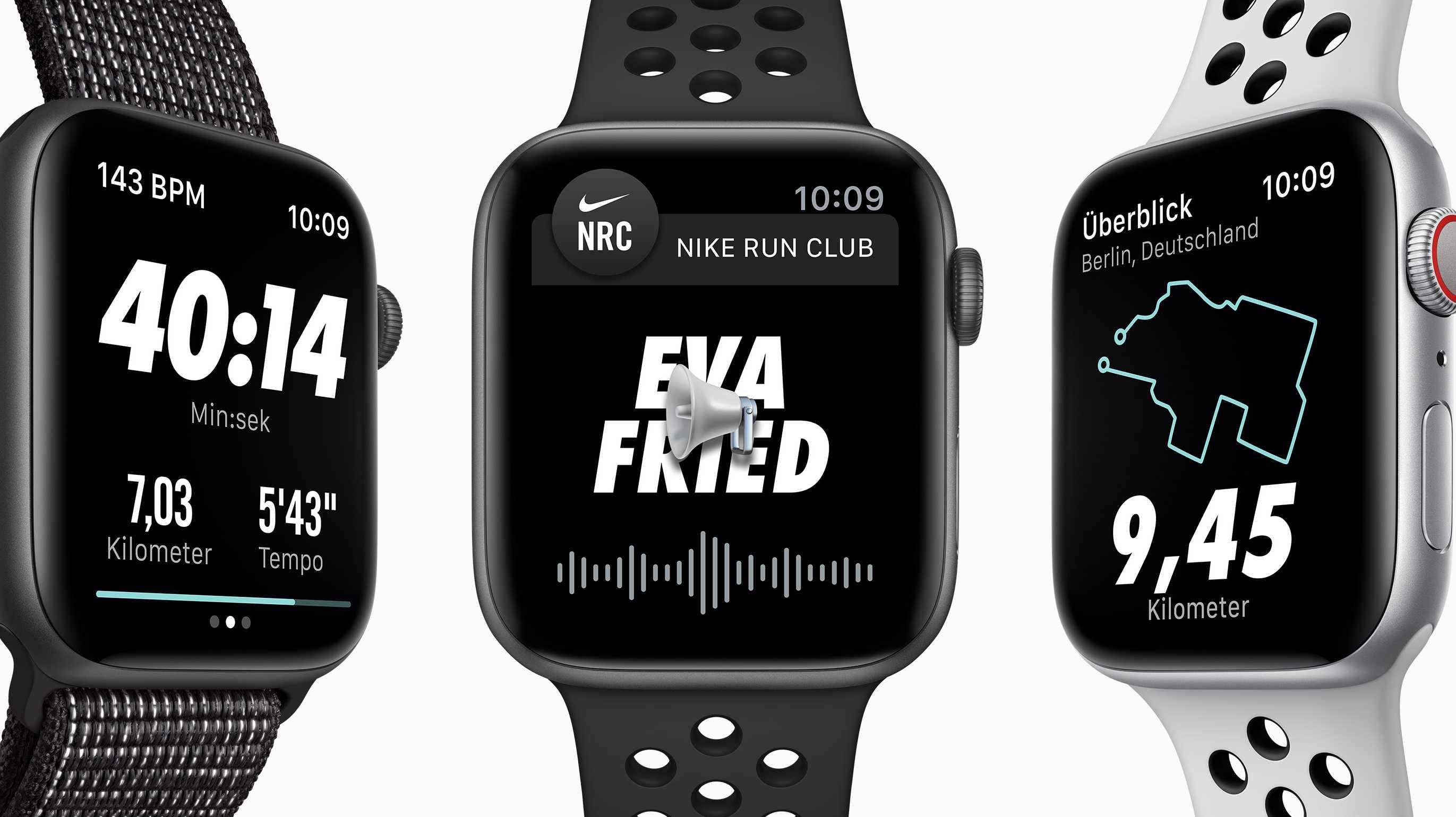 Dritte Variante der Apple Watch Series 4 verfügbar