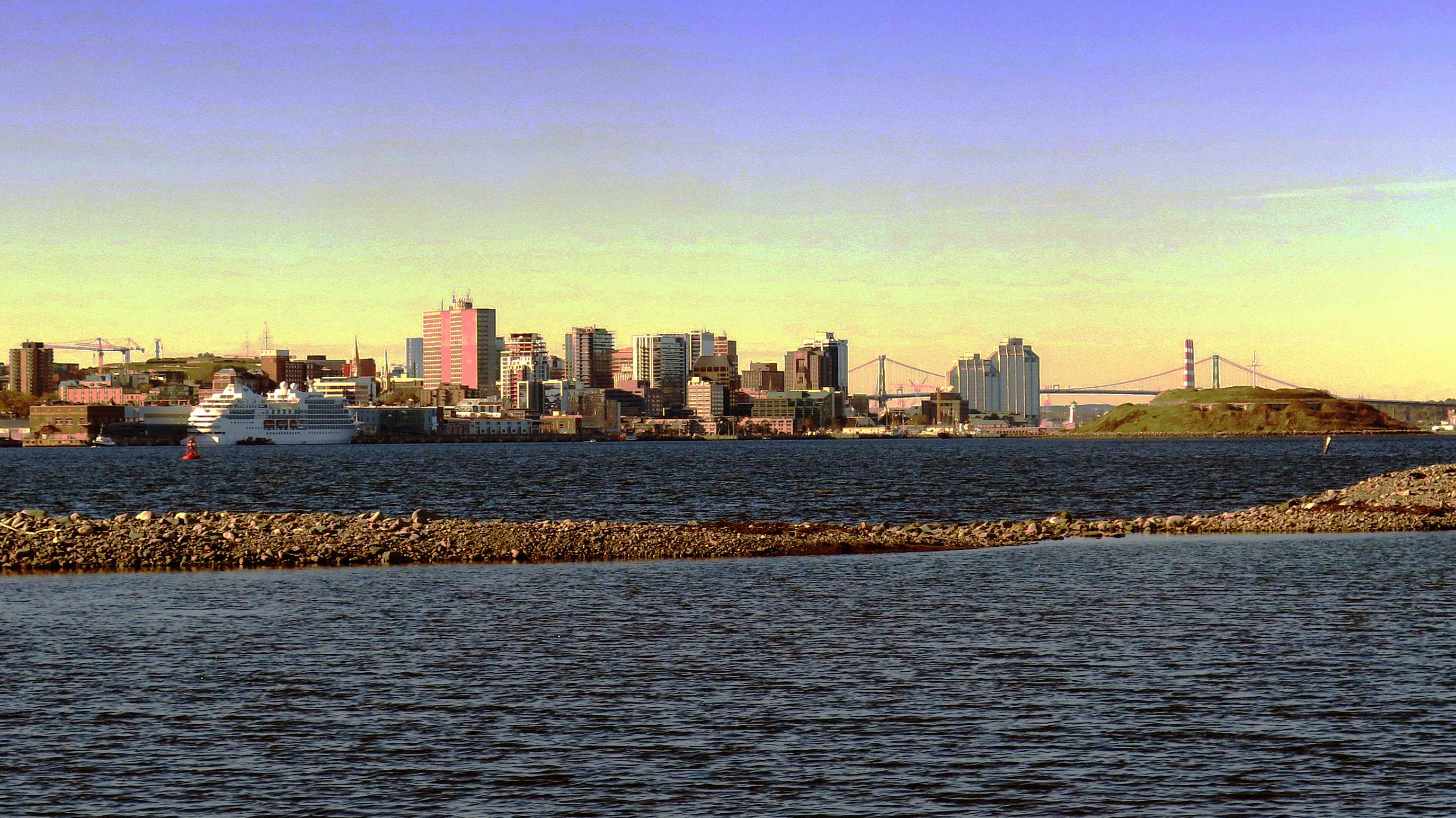 Skyline Halifax