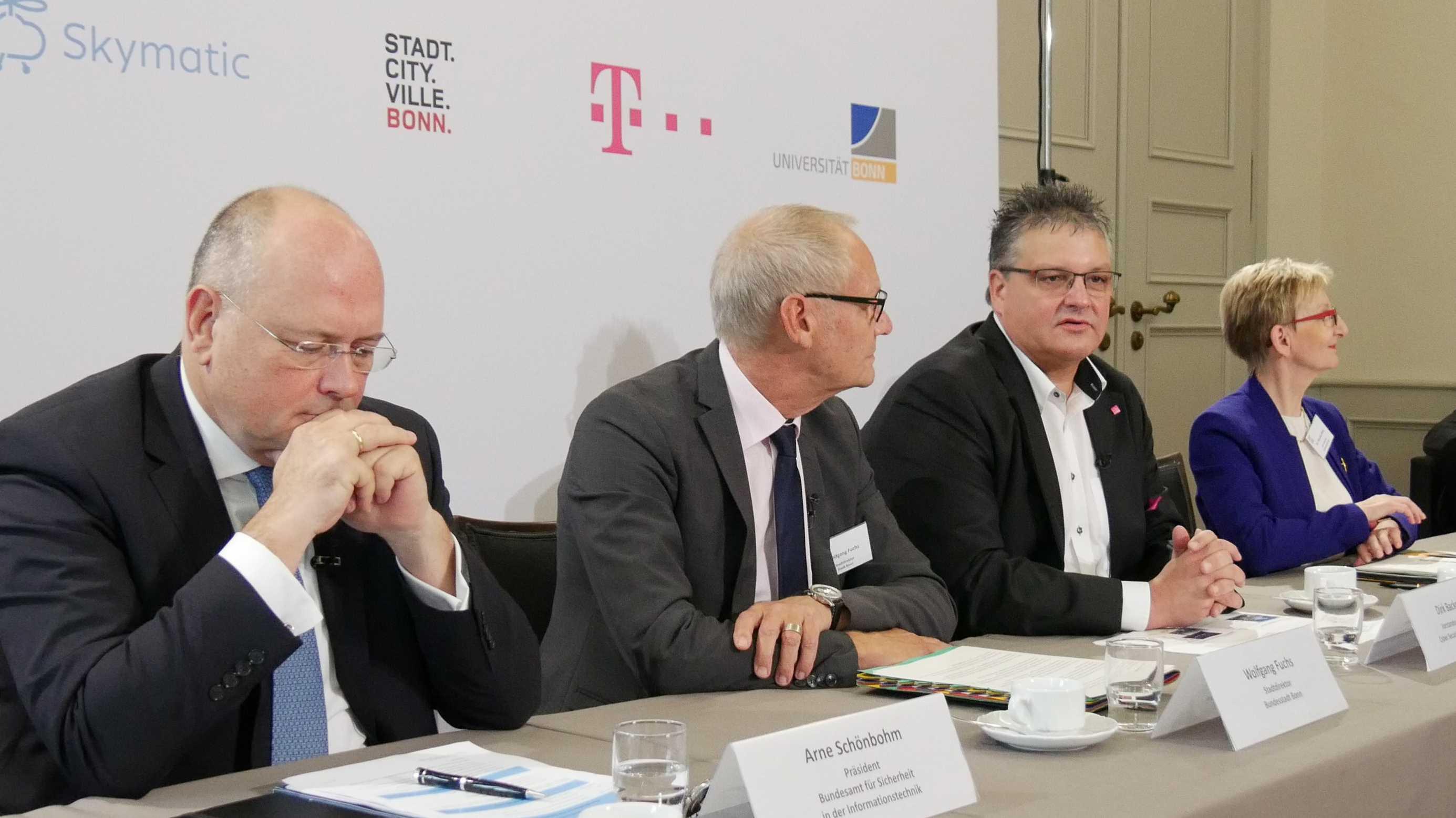 """""""Cyber Security Cluster"""": Bonn will Zentrum für Internetsicherheit werden"""