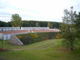 Am Standort des Bundesarchivs in Hoppegarten bei Berlin ist auch die Filmrestaurierung angesiedelt