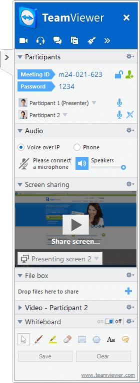 Diverse Neuerungen: Die Fernsteuersoftware TeamViewer 10 bringt in der nun erhältlichen Beta-Version unter anderem eine neue API mit, aber auch vereinfachte Video-Anrufe und die Integration von Cloud-Speicherdiensten.