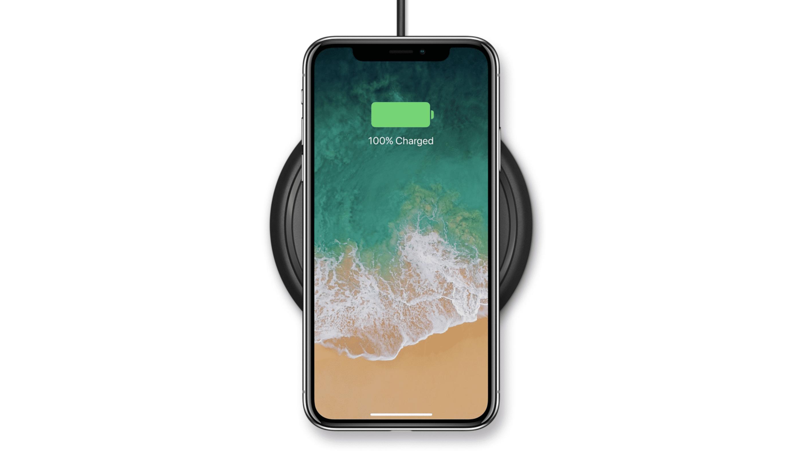 Qi: iOS 11.2 soll schnelleres drahtloses iPhone-Aufladen ermöglichen