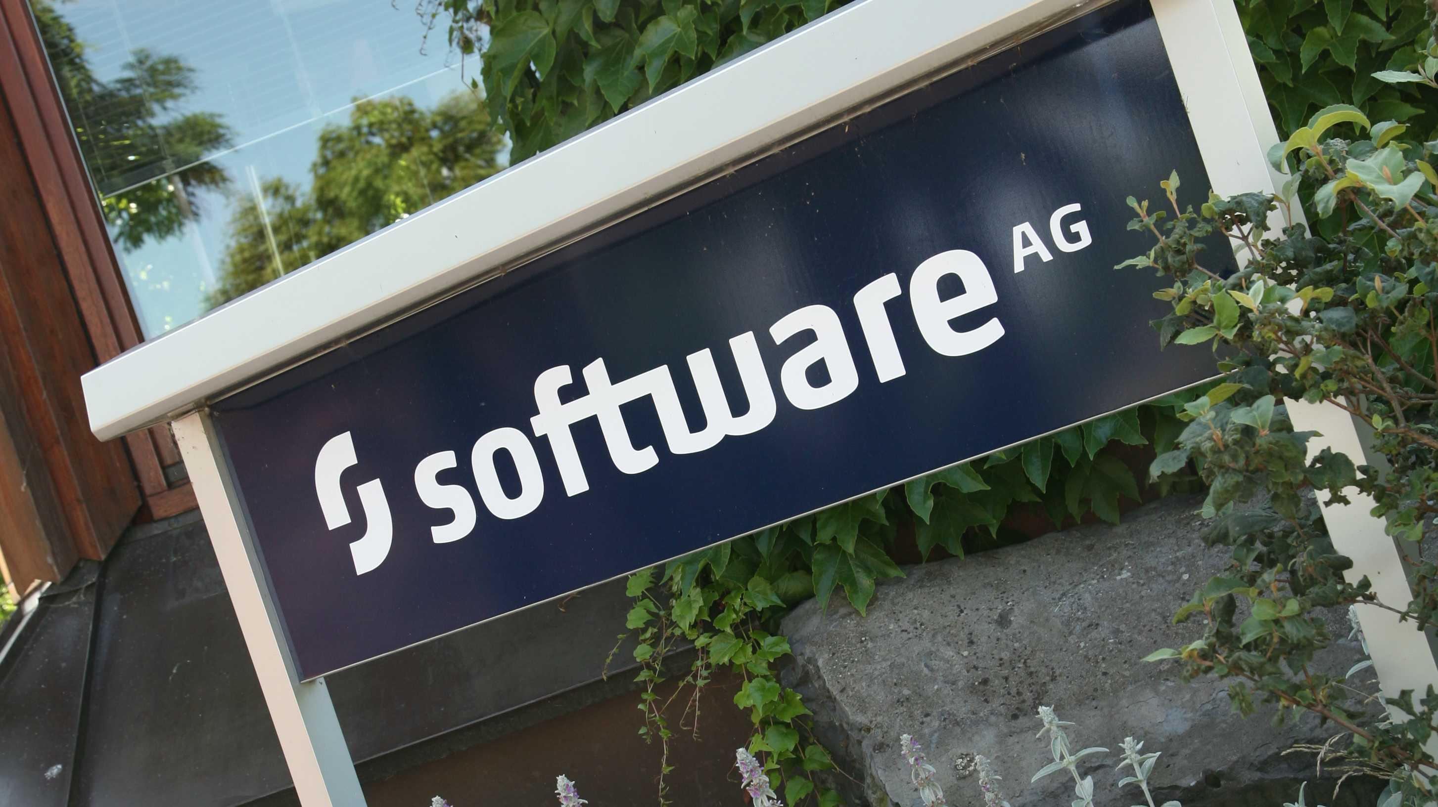 Software AG legt überraschend guten Jahresauftakt hin