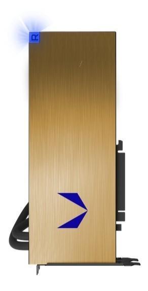 Wassergekühlte Variante: Radeon Vega Frontier Edition Liquid