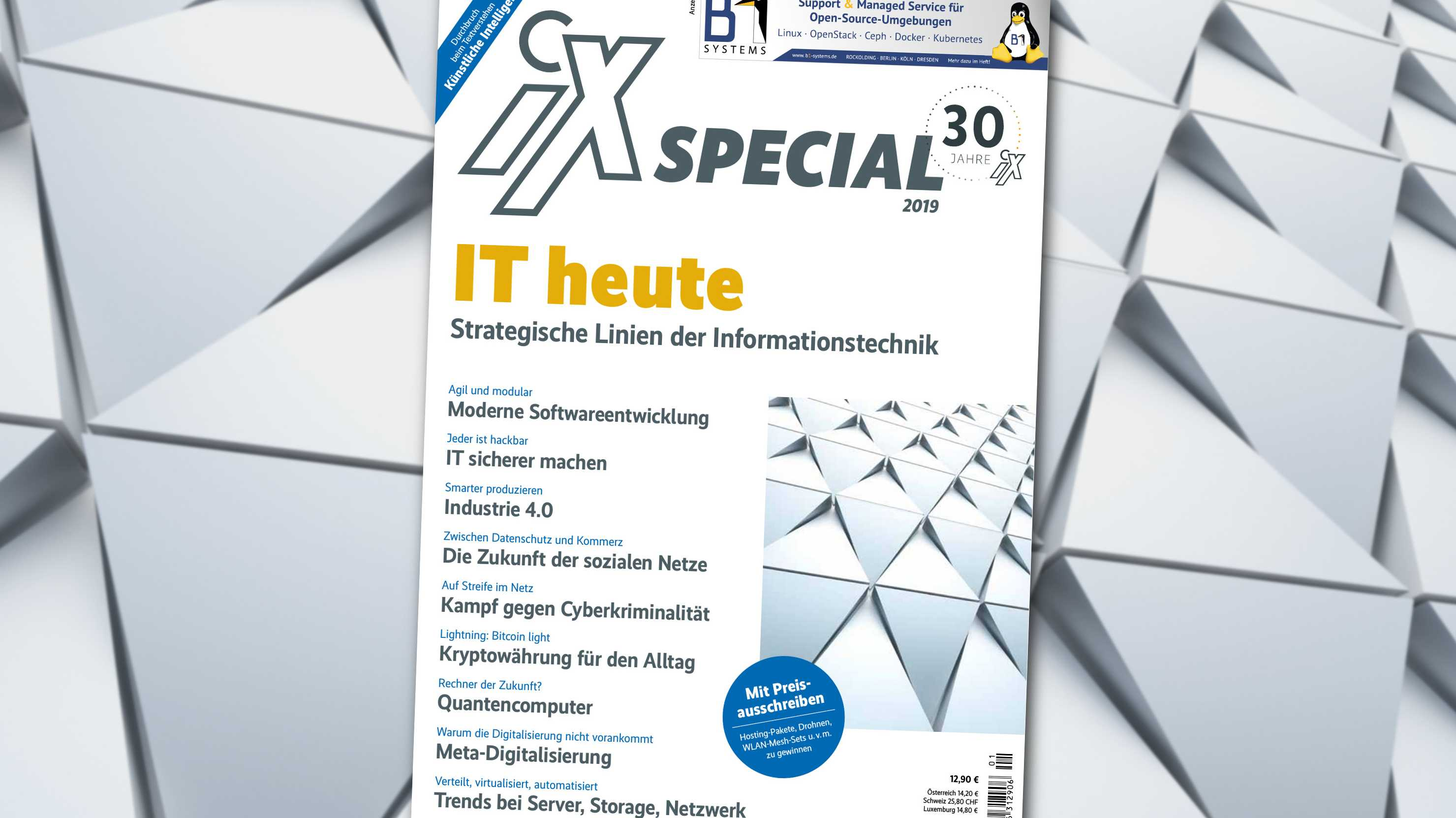 "iX Special: ""IT heute"""