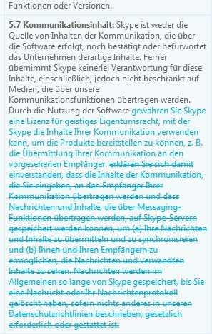 Skype Änderung der Nutzungsbedingungen: Aprilscherz, Missverständnis oder Realität?