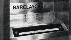 Der erste ATM für Barclays