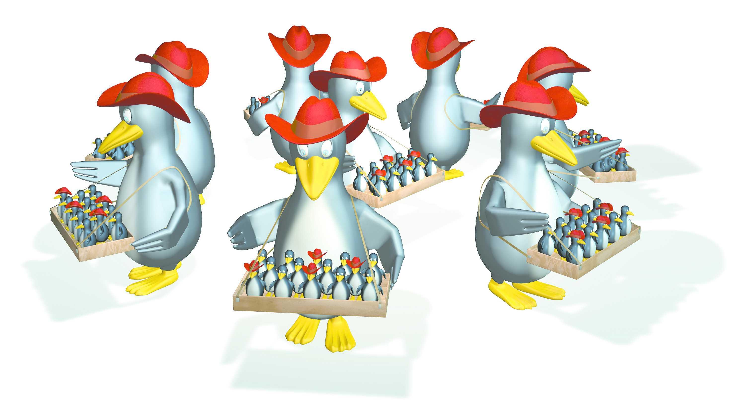 Red Hat Enterprise Linux ist künftig für Entwickler kostenlos