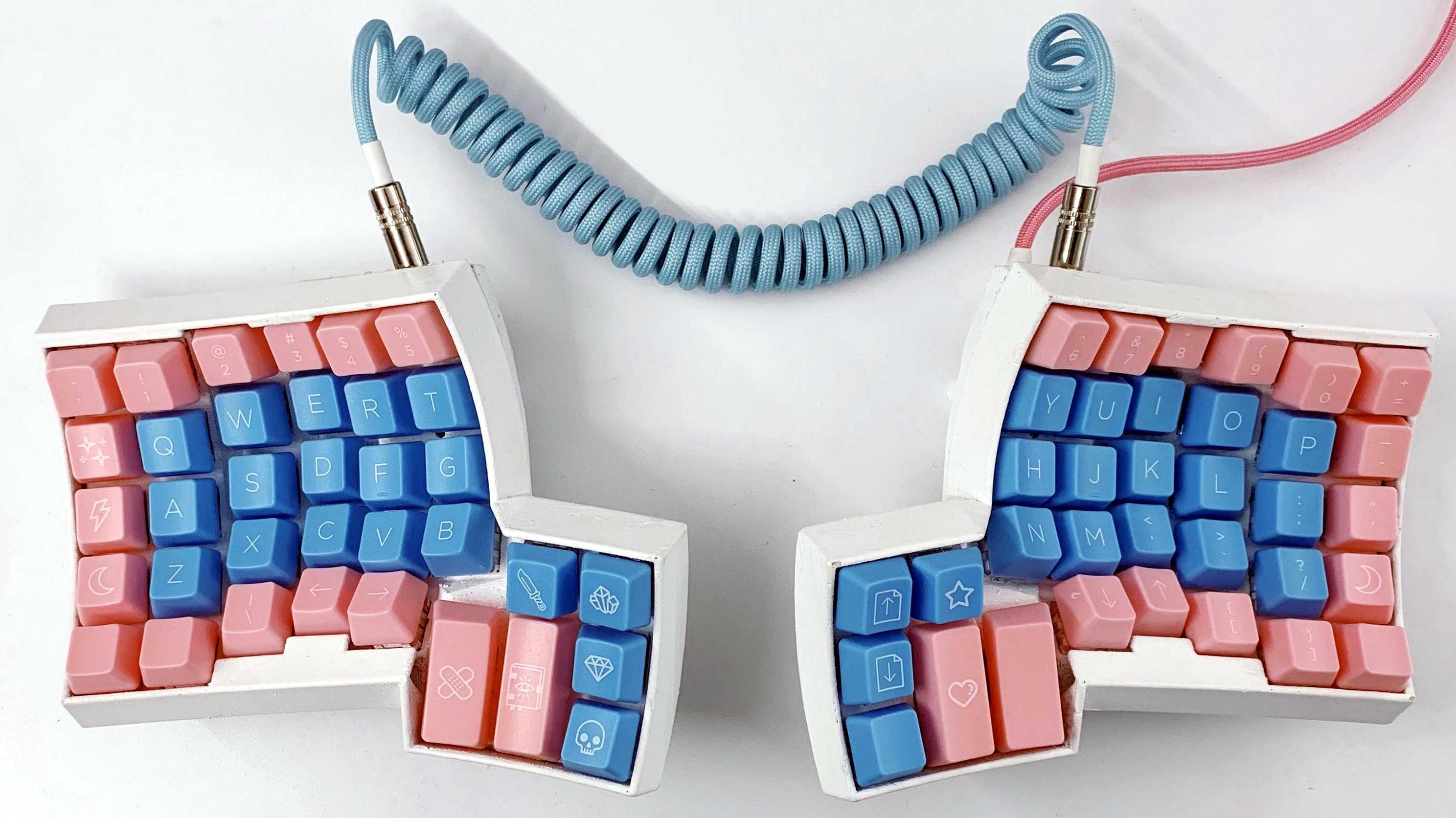 Mechanische Tastatur selbst bauen