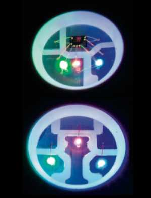 Selbstgebaute Lichterkette: Die Technik unterschiedlicher RGB-LED-Streifen