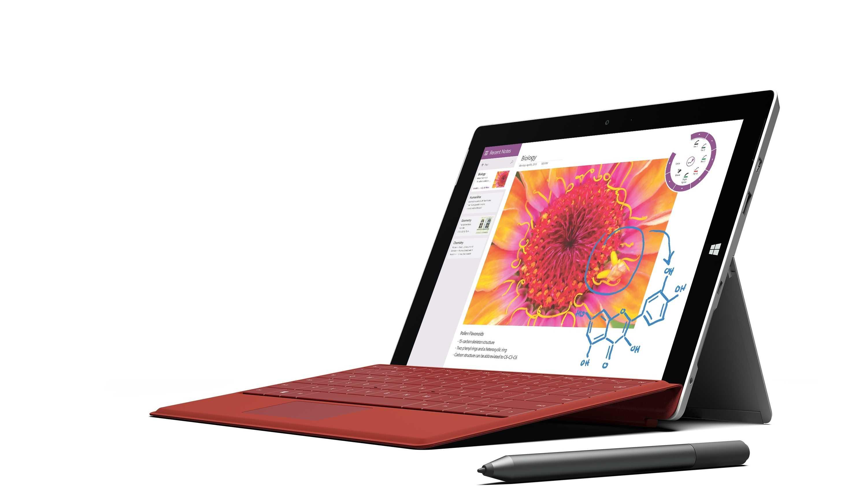 Microsoft lässt Produktion des Surface 3 auslaufen