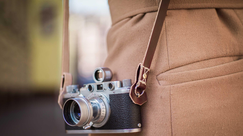 "Crowdfunding: Kamera-Tragriemen ""Elementary Strap"""