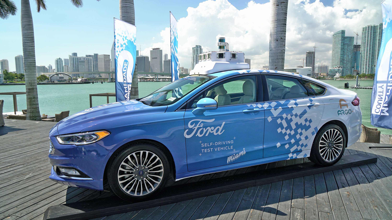 Autonome Autos: Ford plant Milliarden-Investition