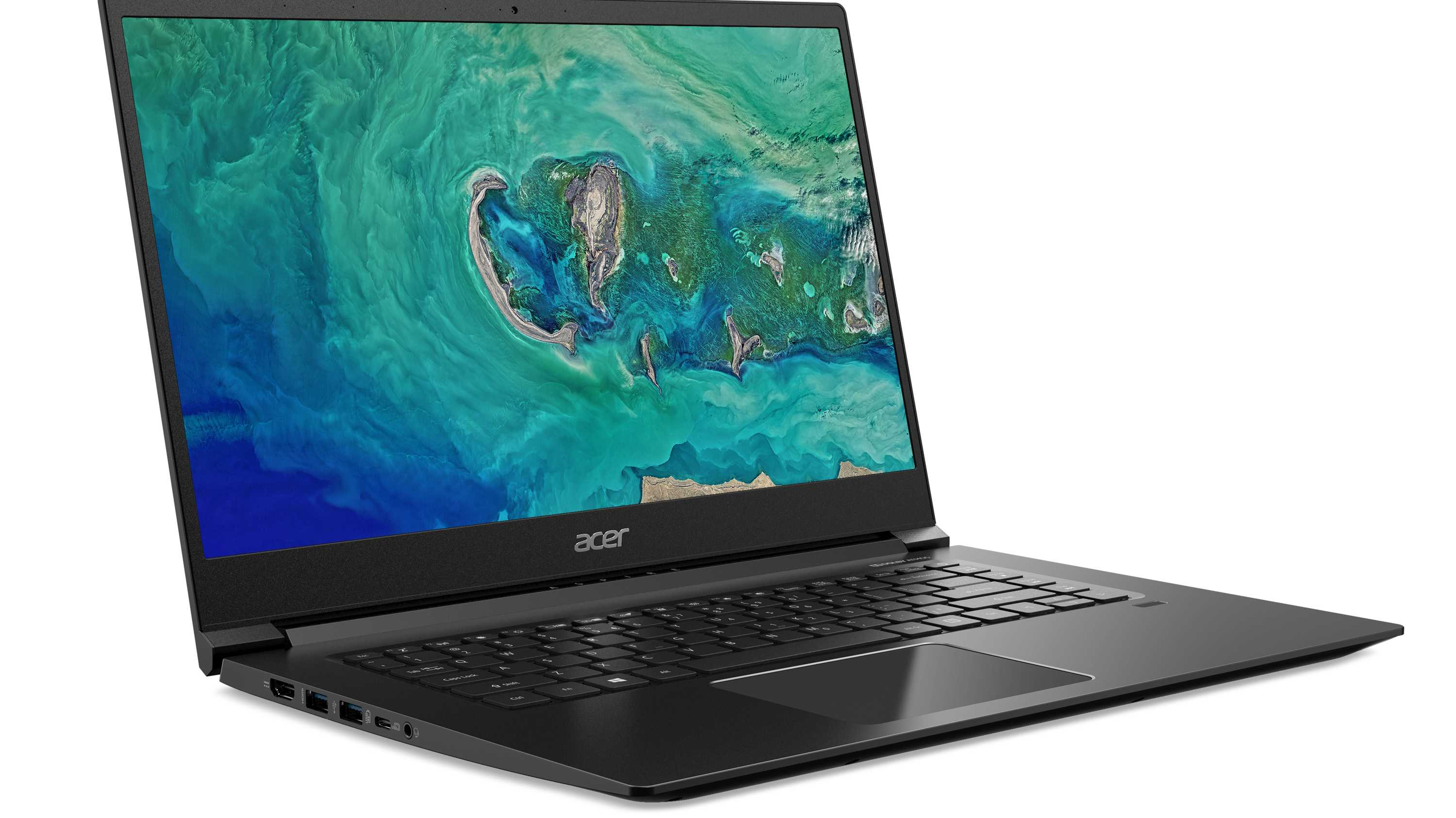 Acer bringt 15-Zoll-Notebook mit Kaby Lake-G