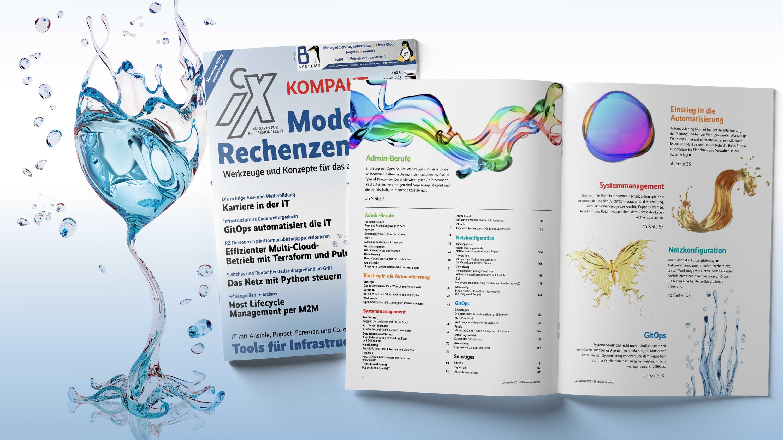 """iX-Sonderheft """"Modernes Rechenzentrum"""""""