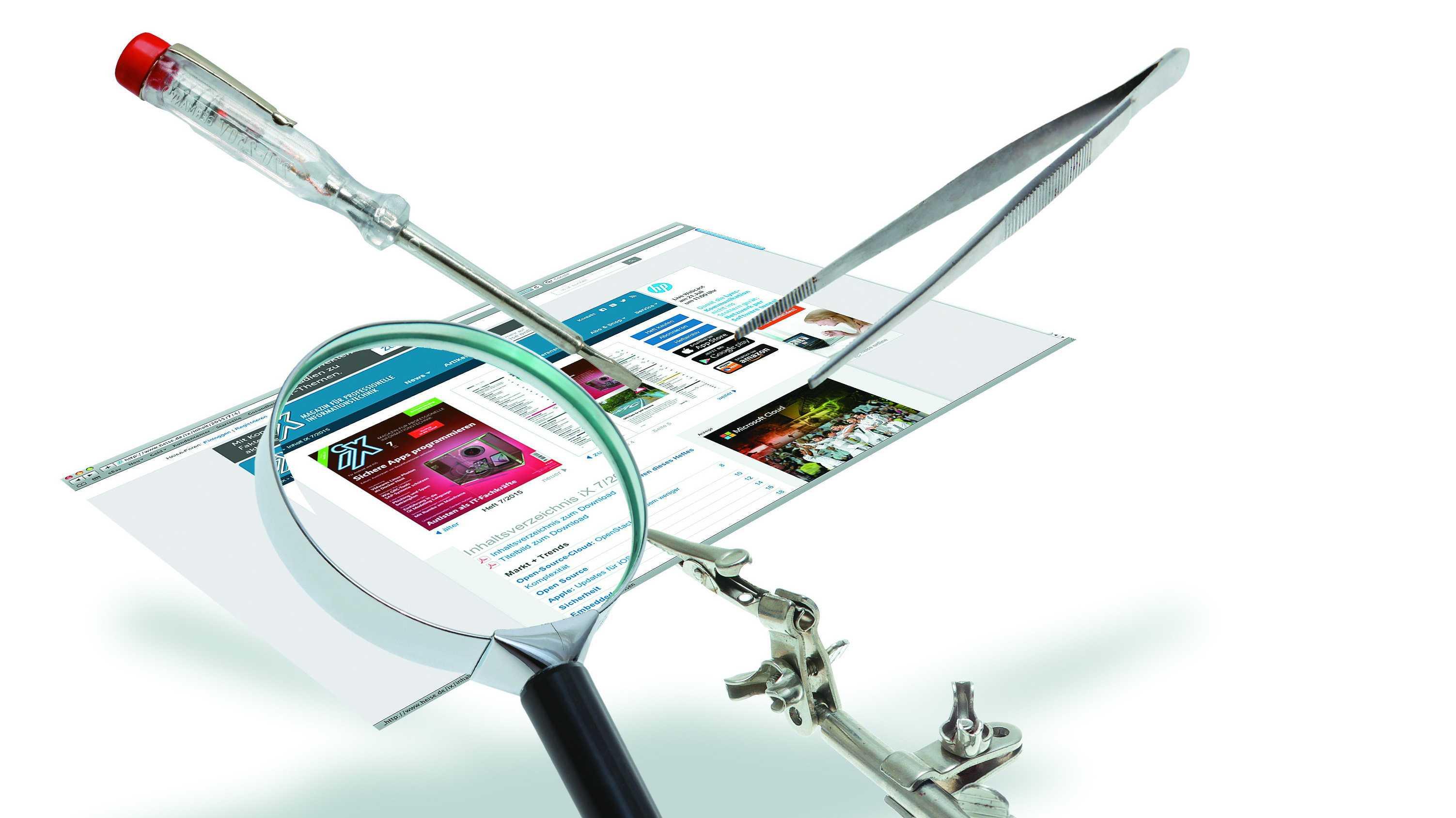 Application Insight akzeptiert nur noch Webanwendungen