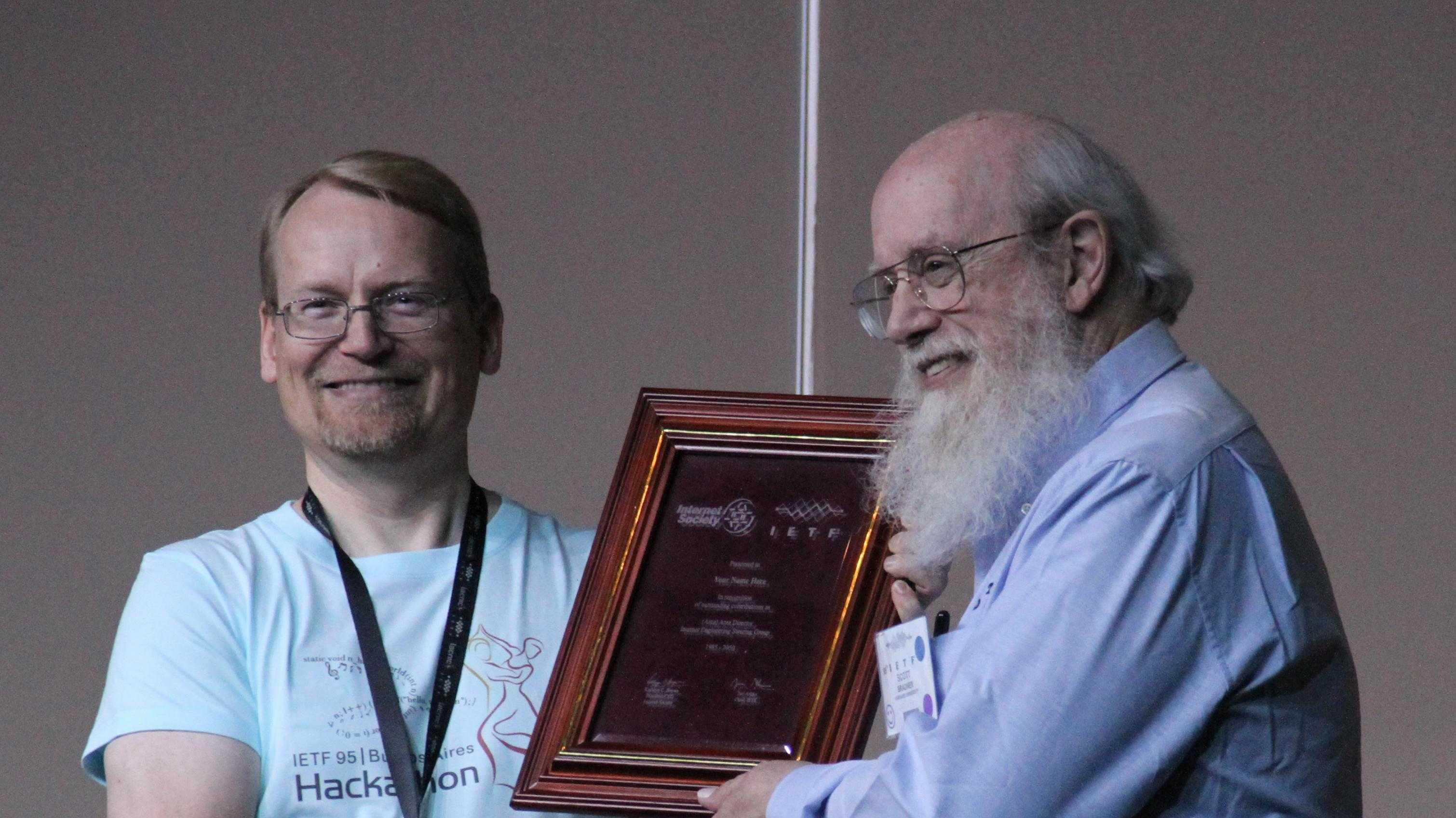 Wachwechsel in der IETF