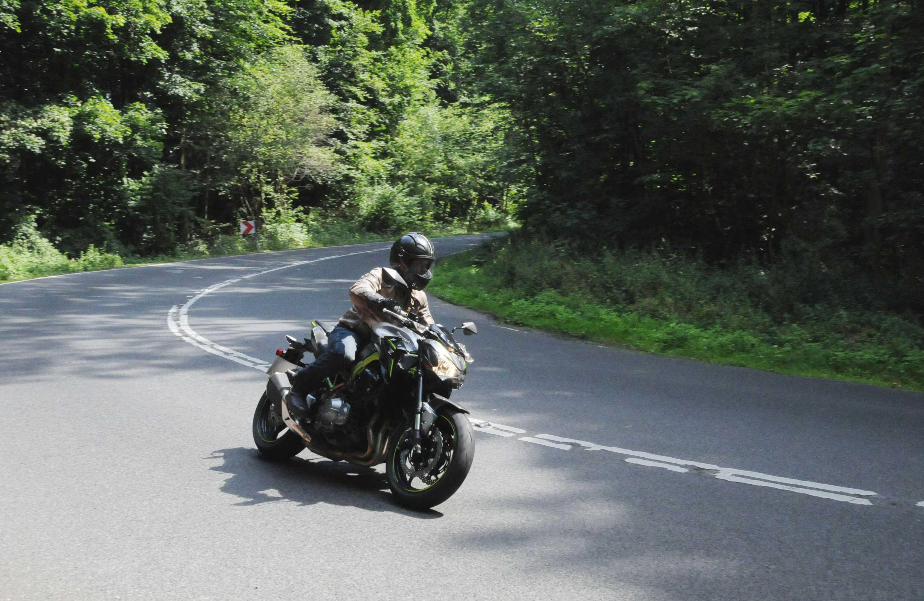 Zwei Wochen mit der Kawasaki Z 900