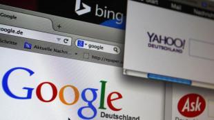 Internet-Suchmaschinen