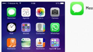 App publiziert iOS-Homescreens im Web