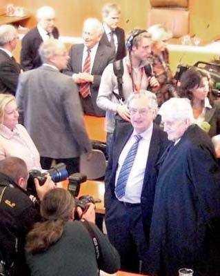 Bürgerrechts-Haudegen der FDP