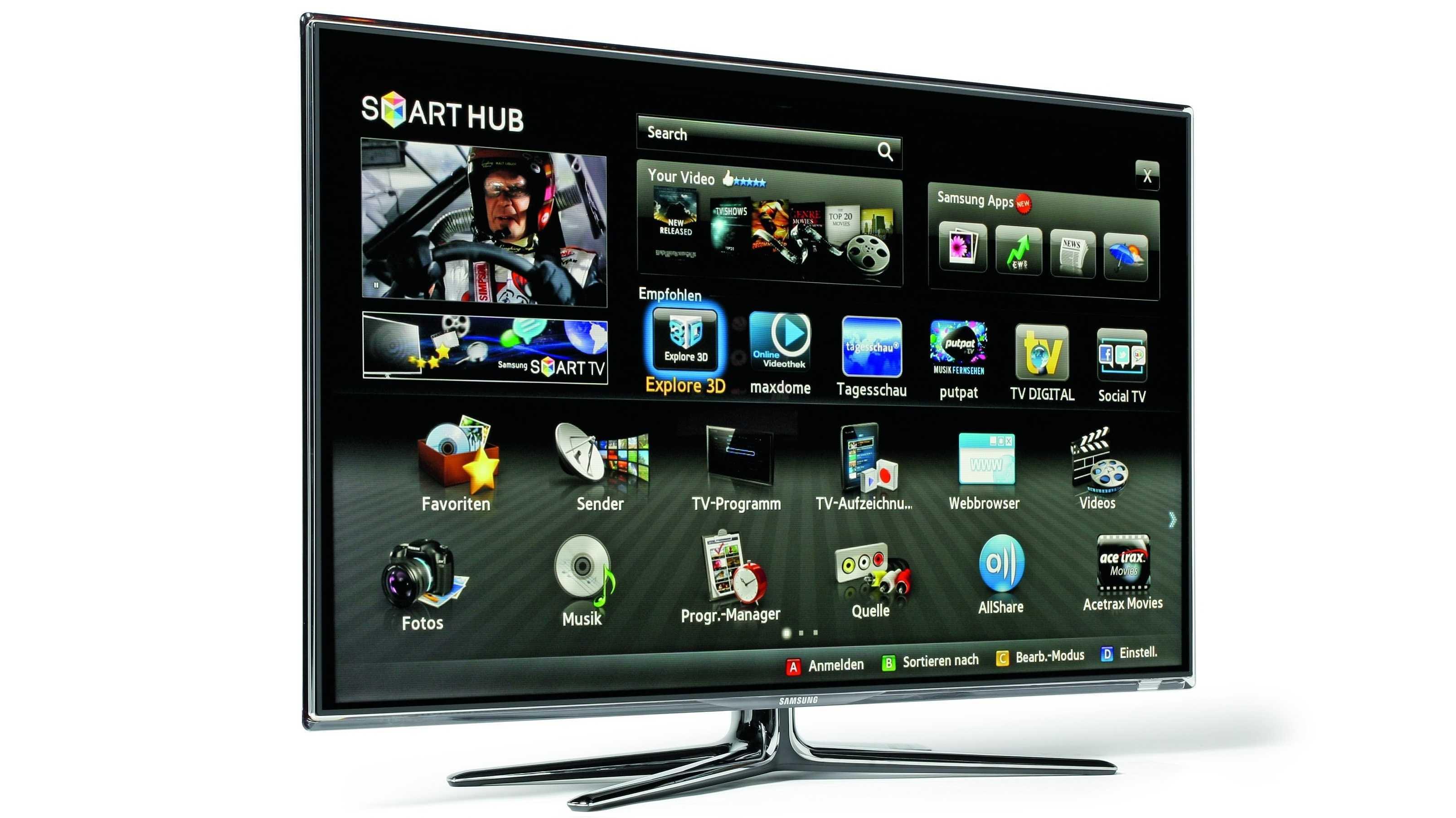 Samsung TV ganzgross db8f00a6b a9