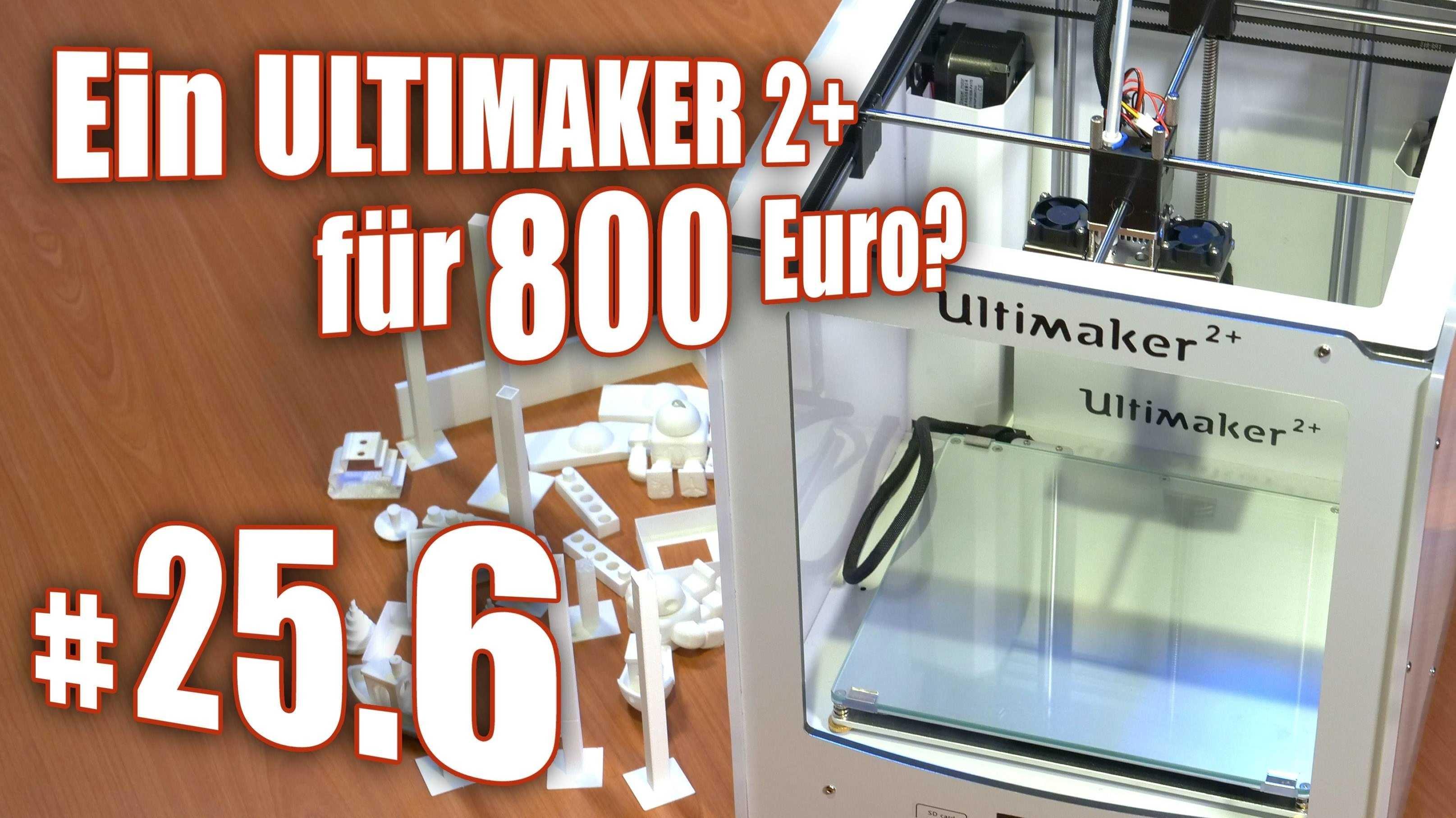 c't uplink 25.6: Neuer Mac Mini, Handy-Wechsel und Ultimaker-Klone