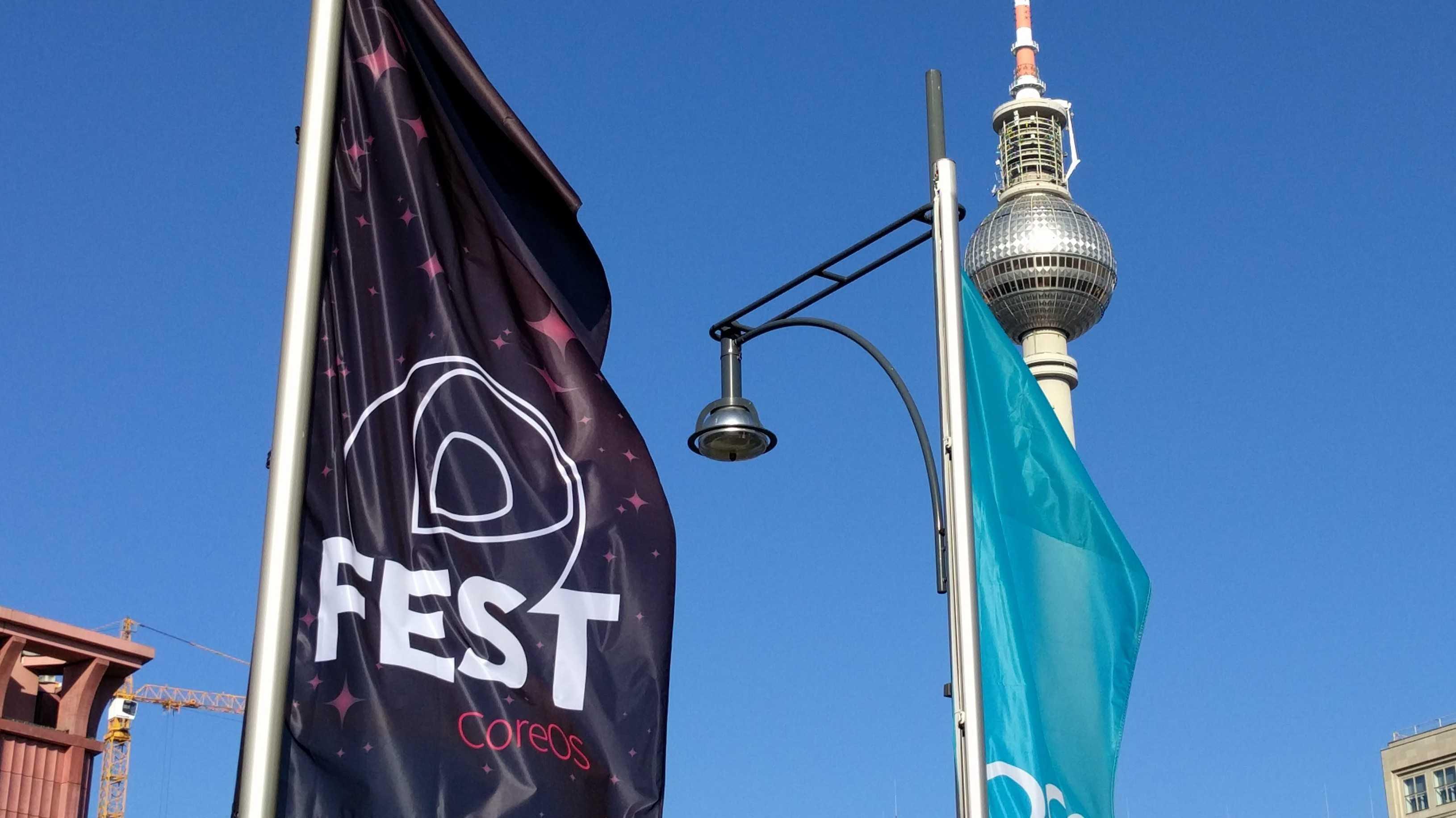 Zweite Ausgabe des CoreOS-Fest in Berlin