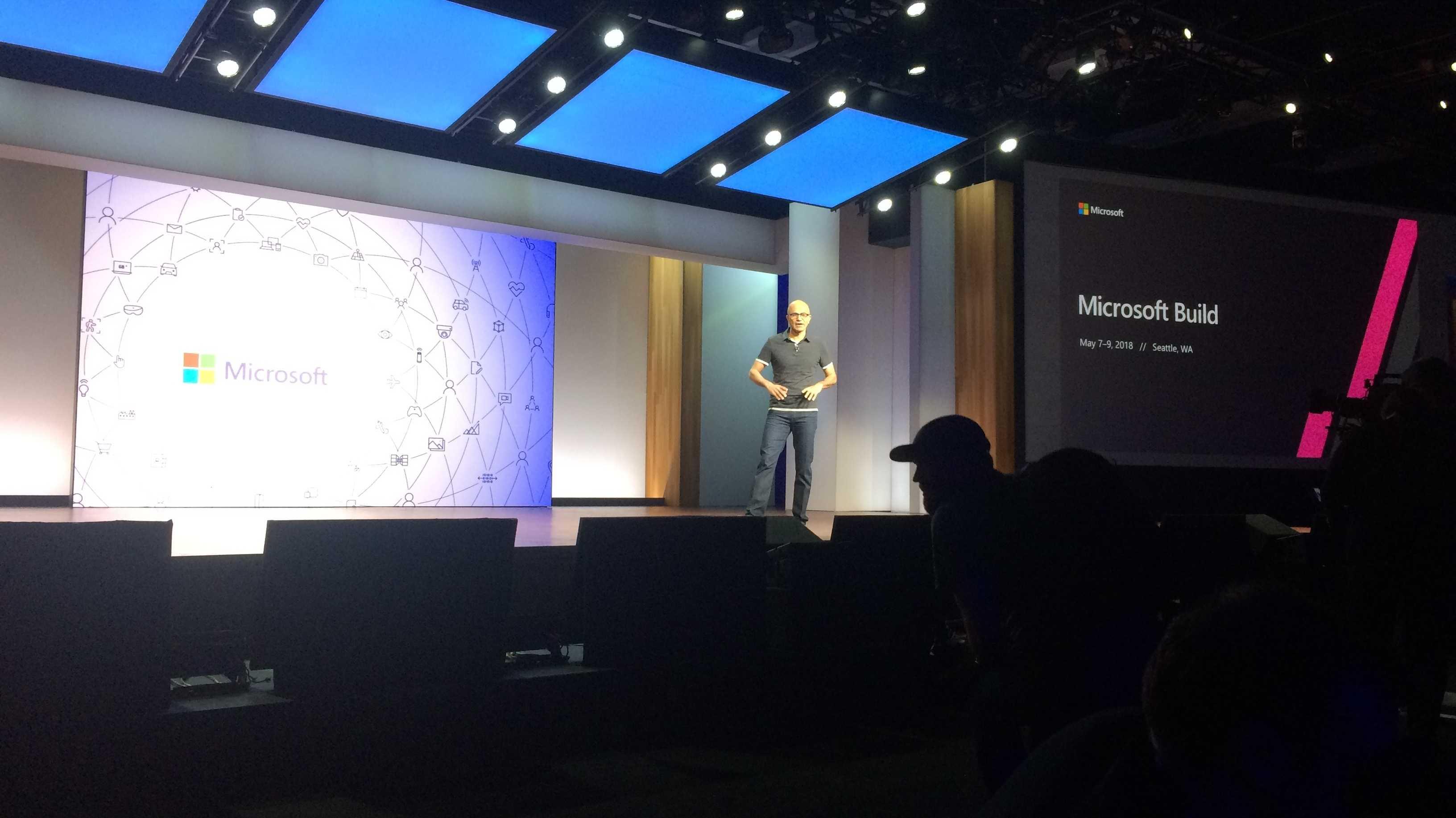 Microsoft Build eröffnet: Entwickeln mit KI