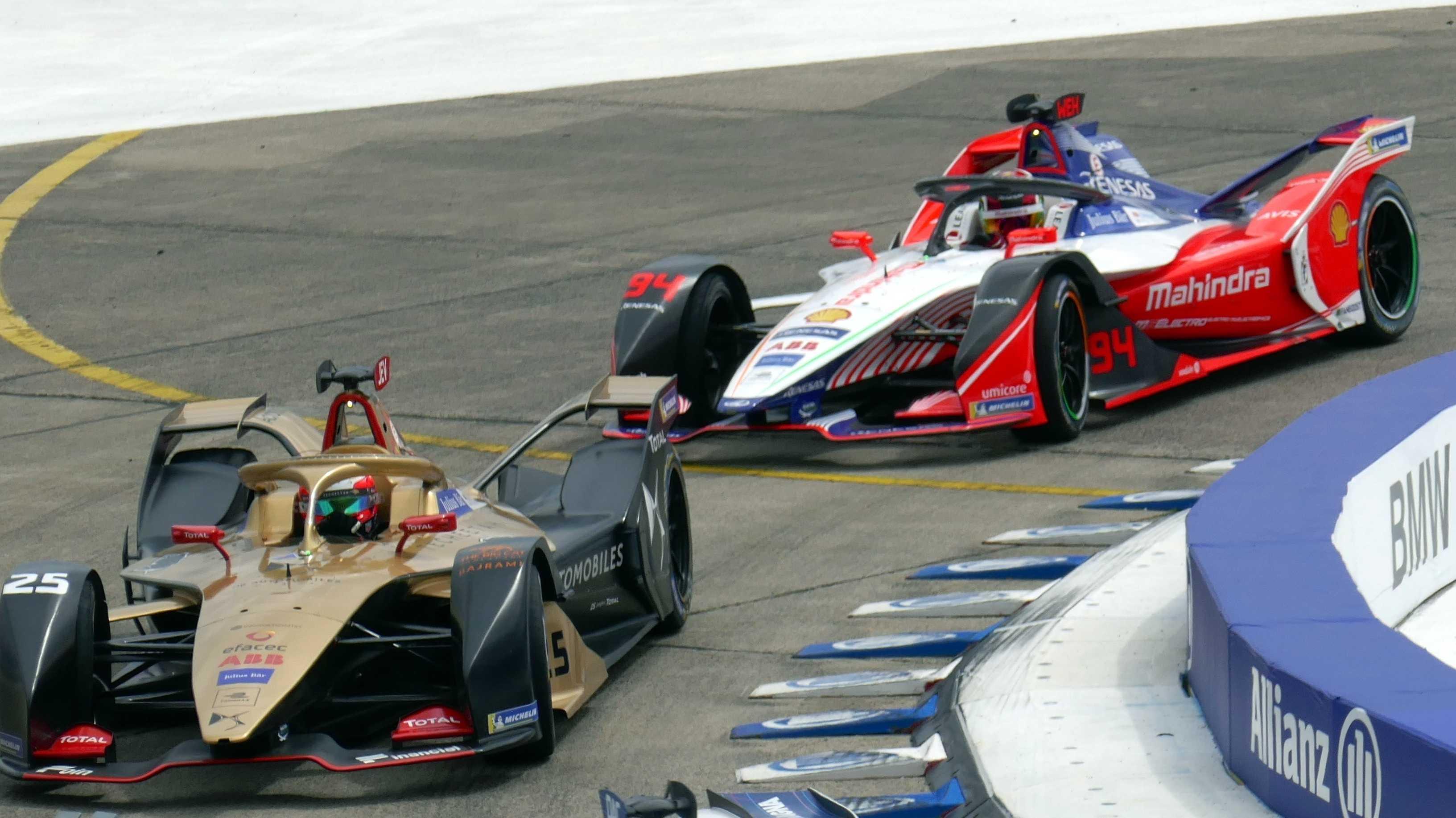 Formel E: Technik und Taktik
