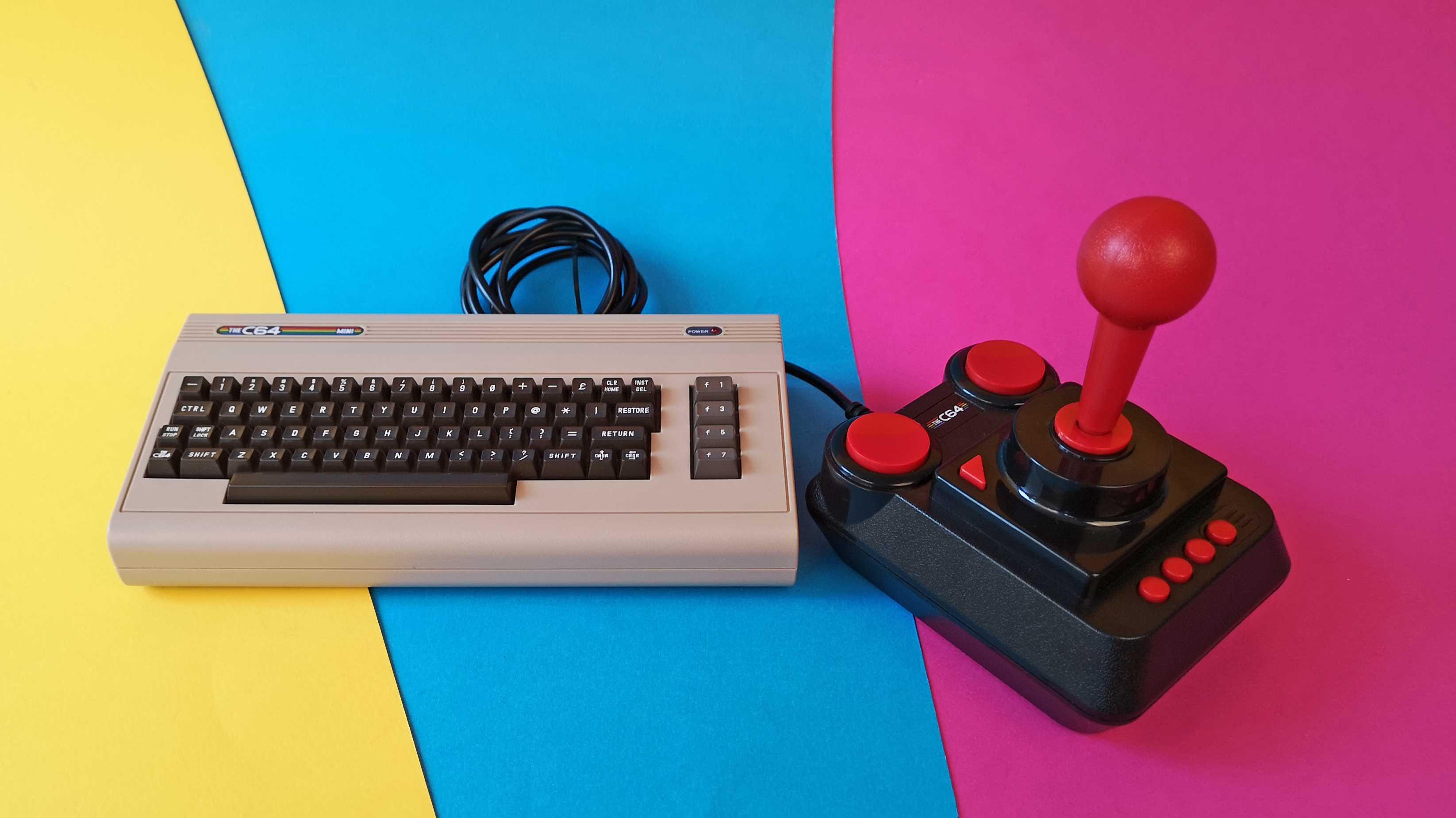 C64 Mini im Test: Lieblose Remake eines Klassikers