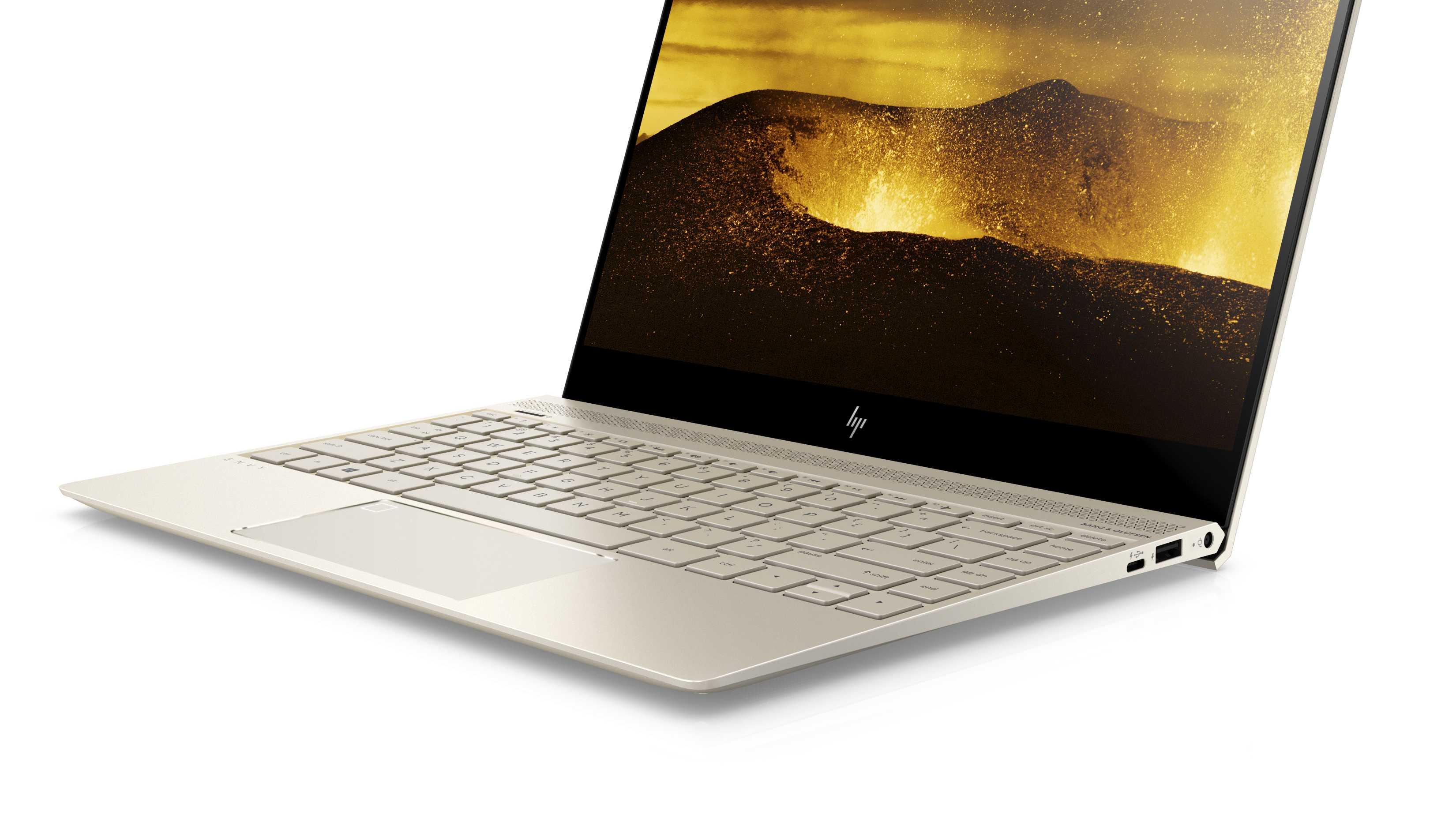 HP-Notebook Envy 13 mit neuer GeForce MX150